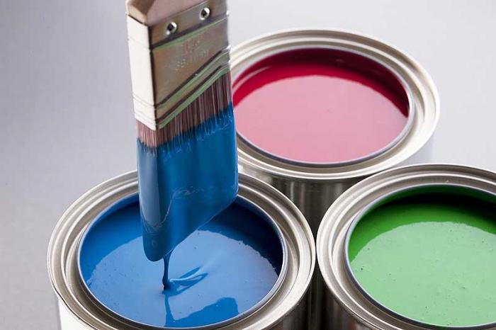 Инновационная краска из отходов