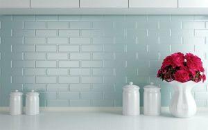 Стена покрашенная керамической краской